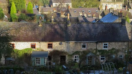 Characterful cottages in Winster