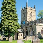 Church of St Lawrence, Eyam