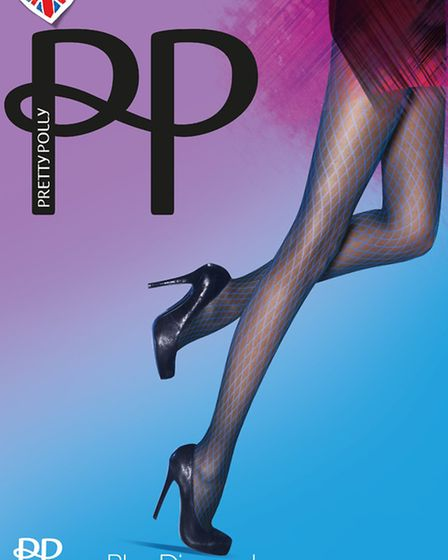 Pretty Polly tights are worn around the world
