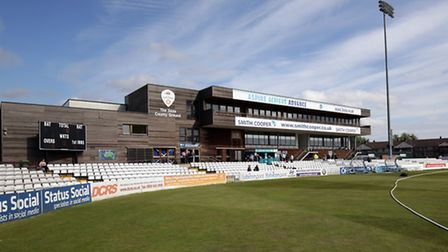 A view of the 3aaa County Ground last summer (Photo by Clint Hughes/Getty Images)