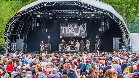 Bearded Theory Festival Photo: Pete Connor