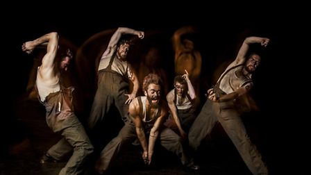 Gary Clarke's COAL, a riveting dance theatre show at Nottingham Playhouse