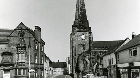 The Parish Church of St Mary 1976