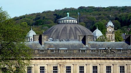 The Devonshire Dome and the Crescent