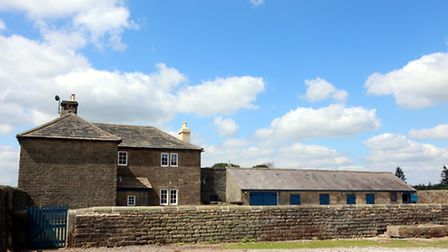 Nestled in a secluded moorland setting high above Chatsworth, Park Farm House boasts a rare charm and character