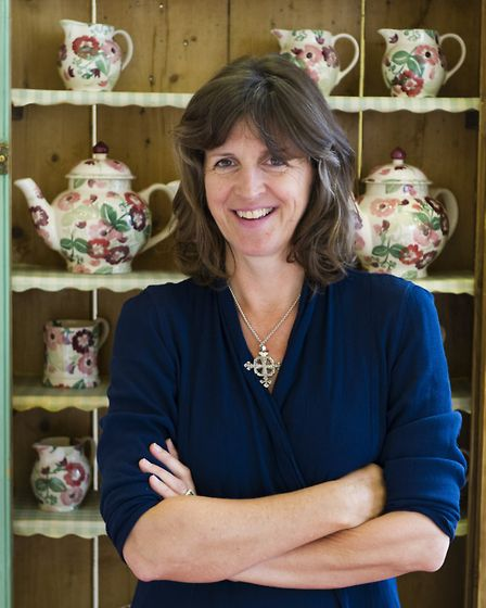 Emma Bridgewater will be at Chatsworth's Art Out Loud Festival