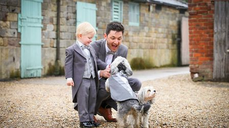 Wedding outfits for all! Photo: Field Photographic