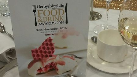 2016 Derbyshire Life Food and Drink Awards Image @WinnNigel