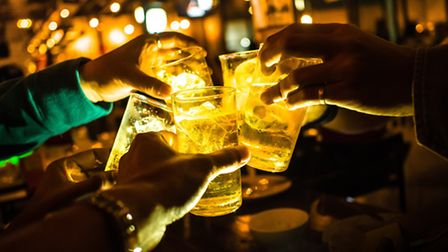 A toast on Burns Night Photo: jochoz, Getty Images/iStockphoto