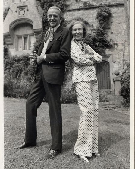 Fred Astaire and Adele Astaire Photo: Devonshire Collection, Chatsworth