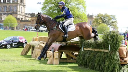 Zara Philips and Rum Expectations, D&H Chatsworth HT 2015