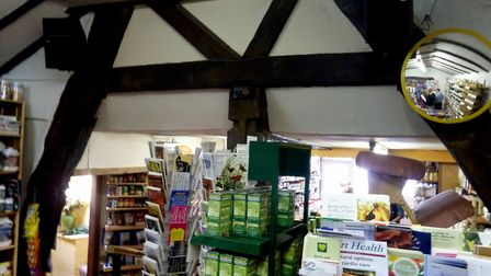 The cruck-beam in Natural Choice