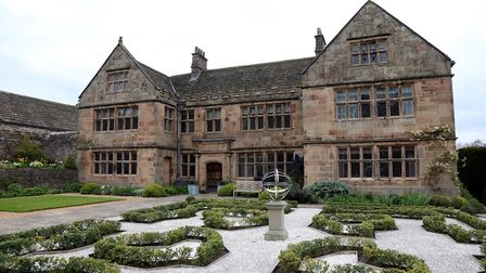 Snitterton Hall is a Grade I listed late medieval manor house at South Darley, near Matlock