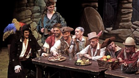 Pirates of Penzance by the National Gilbert and Sullivan Opera Company