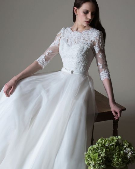 Magdalene by Mia Mia £1,547, available at The Ivory Chapter