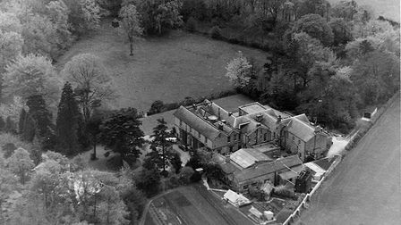 An early view of The Knowle