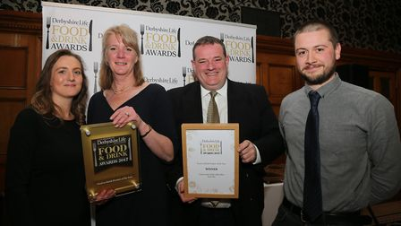 Food or Drink Product of the Year, Chatsworth Gold Golden Beer Peak Ales
