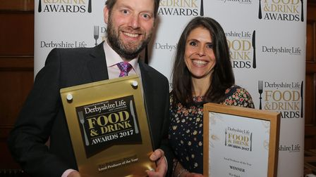 Local Producer of the Year, Wye Bakehouse, Bakewell