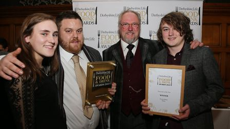 Newcomer of the Year, Terroir Bistro, Derby