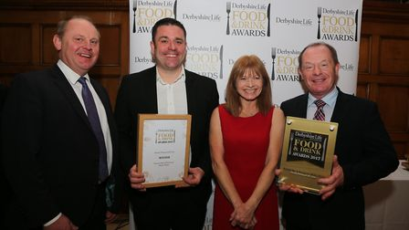 Family Dining of the Year, Roosters Bar and Restaurant, Morley Hayes