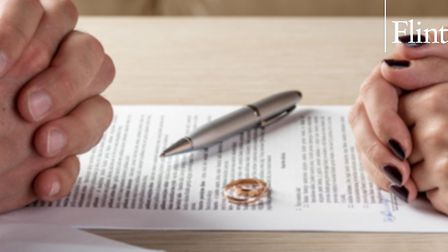 The divorce process is anything but quick, but it is fairly straight-forward