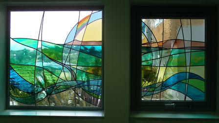 Contemplation (made for the Northern General Hospital in Sheffield)