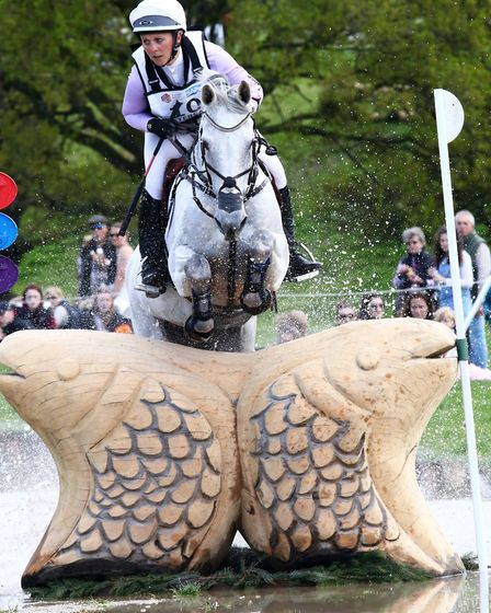 The Dodson & Horrell Chatsworth International Horse Trials