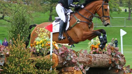 Piggy French and Cooley Monsoon Photo: Fiona Scott-Maxwell
