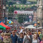 Belper's Food, Real Ale & Craft Festival in July has over 100 stalls and attracts 10,000 visitors