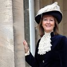 Derbyshire's latest High Sheriff Lucy Palmer of Locko Park