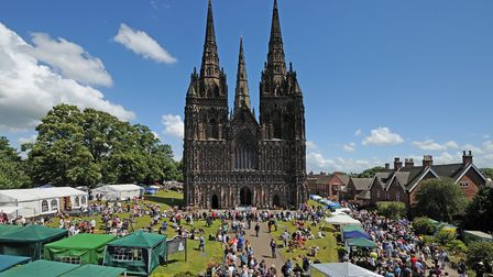 The popular Festival Market will take place on Saturday 7th July with stalls and entertainment from local performers in...