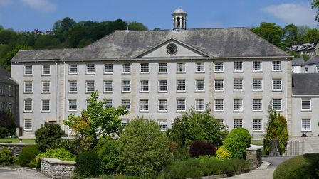 Cressbrook Mill