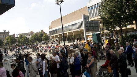 QUAD opening day Photo: Graham Lucas Commons