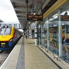 East Midlands Trains? hourly London service is using the new Platform 7