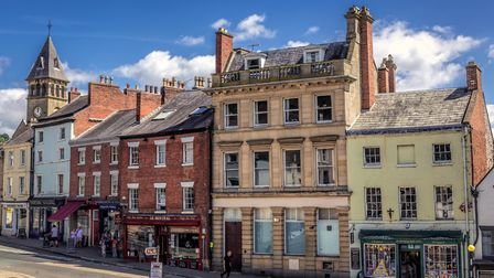 The architectural charm of St John's Street