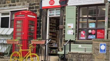 Bradfield Post Office and general store