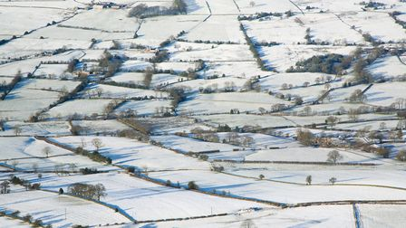 Patterned plains to the north of Leek (c) Graham Dunn