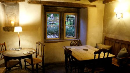 Dining Room - The George, Alstonefield