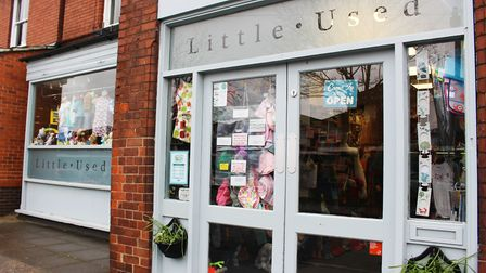 The shop on Uttoxeter Road in Mickleover