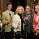 Chloe Perry, Harry Meade, Alison Swinburne, Piggy French and Rosy Meade