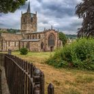 St Mary's Church, Wirksworth Photo: Ashley Franklin