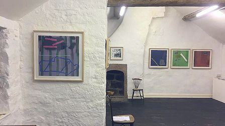 Footfall - Solo Show by Peter Cartwright