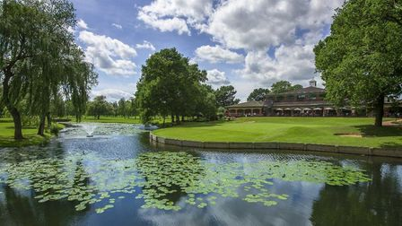 The course at Branston is known for its challenging water hazards