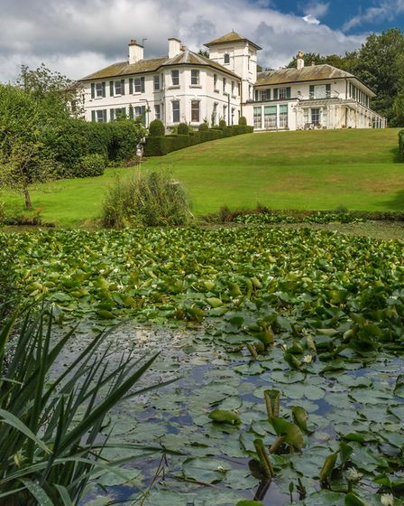 Flower Lilies, the former residence of Lady Inglefield