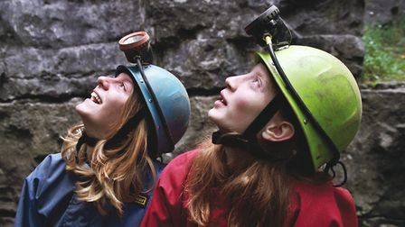 Caving - a caving adventure Photo: YHA