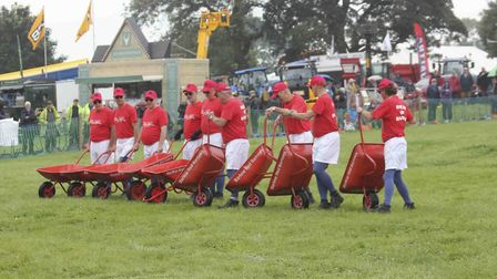The Barlow Red Barrows Photos: Jacqueline Twilley