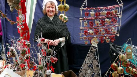 Christmas decorations for sale