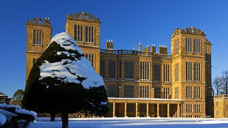 Hardwick Hall Photo: ©National Trust Images/Robert Morris