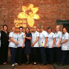 Smiles from the Marie Curie team