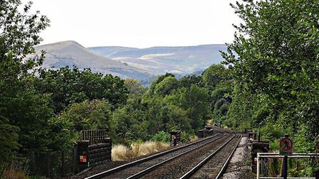 View from Hathersage railway station by It's No Game (https://creativecommons.org/licenses/by/2.0) via...